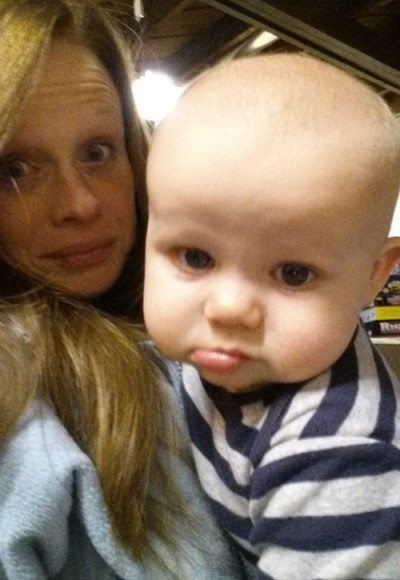 What do you do when you dread nursing your newborn?